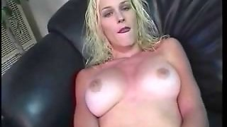 Lustful Honey Uses Her Fingers & A Marital-Device