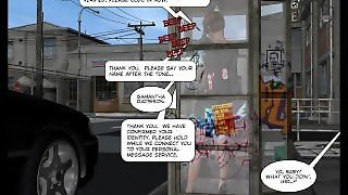 3D Comic: Breaking Point. Episode 1