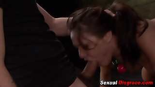 Bondage, Hardcore, Master, Submissive, Slave, Bdsm, Maledom, Gagging, Roughsex, Fetish, Hd