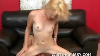 Tight Teen Brandy Sells Her Sweet Pussy