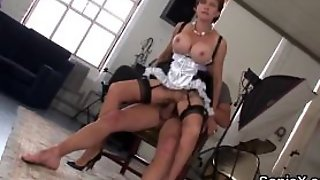 Unfaithful English Mature Lady Sonia Presents Her Enorm