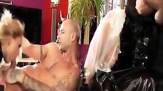 Facefucked European Sluts Doublepenetrated