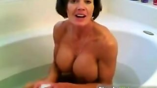 Very Muscled Granny