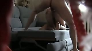 Hidden Cam - Anal Sex ! Submissive Girl !