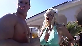 Brittany O' Neil In Busty Mom Brittany