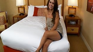 Spanish Milf Is Horny And Ready For Cock