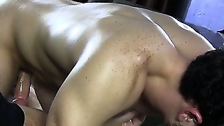Gaystraight Amateur Asstoyed And Tugged
