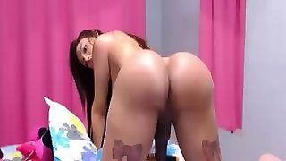 Ass Show Of Kamilla And More