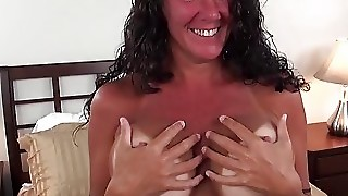 Texas Milf With Big Tits Tan Lines