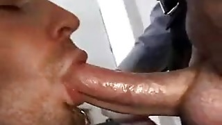 Cum On Mouth