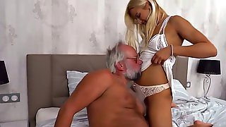 Naughty Teen Thoughts With Grandpa