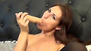 Pornstar, Point Of View, Pov, British, British Dirty Talk