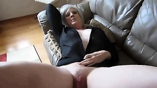 Hot Blonde Does Pov Sph Small Penis Humiliation