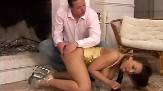 Busty Big Tits Mature Loves The Deep Anal