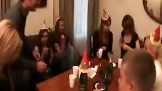 Guy Records Intense Student Partying