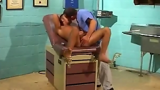 Doctor And Patient In Gay Sex Action