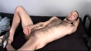 Fetish, Solo Male, Wanking, Cumshot, Smoking, Alternative, Pits, Gay, Hairy, Big Dick, Armpit