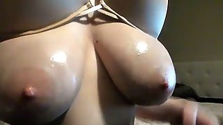 Amateur Showing Off Great Ass And Tits Too