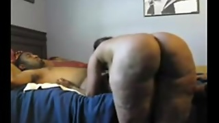 Big African Botty Ridding Cock