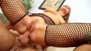Cock Hungry Black Slut Double Penetrated