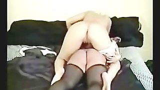 Lesbians On Bed Getting Naughty