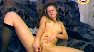 German Babe Solo Show