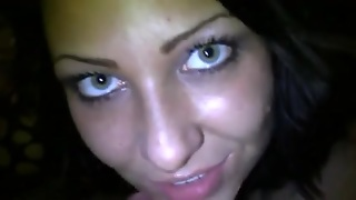 Girl Give Passion Blowjob