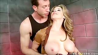 Big Tits Uniform Kayla Paige