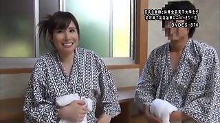 Japanese Brother And Big-Tits Sister