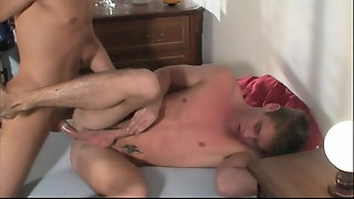 Model Cocks Getting It On - Staxus Productions