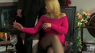 Milf, Youngold, Ass, Big Tits, Anal, Ferronetwork, Hardcore, Analsaga, Blonde