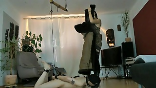 Goddess Leyla - Boot###s Task