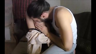 Sexy Couples Playing On Webcam