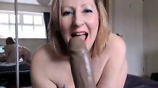 I\'m A Naughty Welshess With Big Tattooed Tits