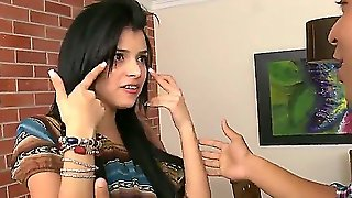 Luchy Loves Getting Teased And Sensualy Fucked By Her Horny Boyfriend