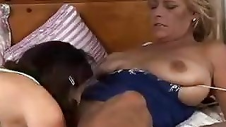 Melissa Monet Shows Debi Diamond How Much Fun She Can Be
