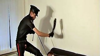 Amateur, Gay, Leather, Police, Spanking
