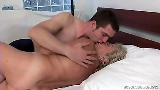 Reality Porn With Granny And A Young Man