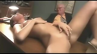 The Principal Gets A Private Show