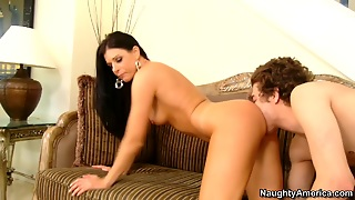 India Summer & Xander Corvus In Ass Master Piece