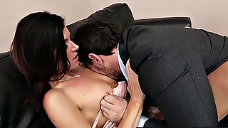 Brazzers - Shes Gonna Squirt - Breakfast Squirt Break Scene