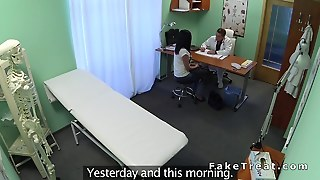 Hot Milf Banged By A Doctor In A Fake Hospital