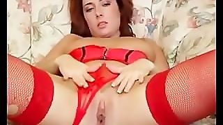 Group Sex With Babes In Fishnet Stockings And A Leather Corset