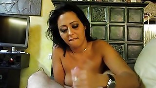 Blowjob With Creampie