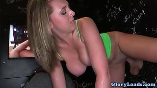 Busty Brooke Wyldes Goes Interracial