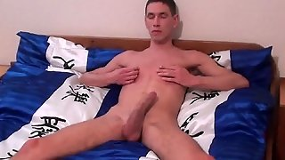 Marc With Big Cock  Hot Solo  Full Hd