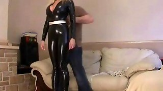 Bdsm Loving Bdsm Hoe Spanked In Booty