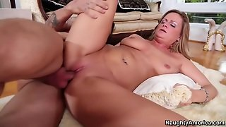 Becca Blossoms & Alan Stafford In Seduced By A Cougar
