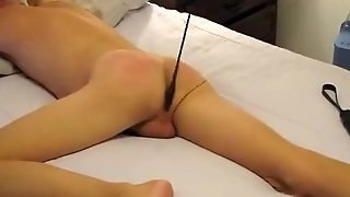 Butt Whipping And Cbt