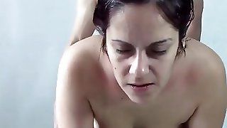 Big Boobs, Hair Pulling, Big Breasts, Rough Sex, Mom, Ass Fuck, Anal, Doggy, Milf, Mother, Kink